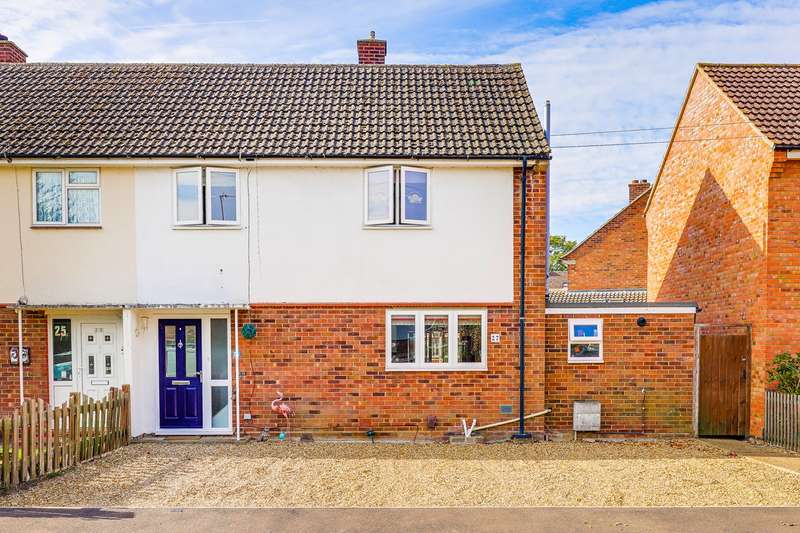 3 Bedrooms Semi Detached House for sale in Fordham Way, Melbourn, SG8