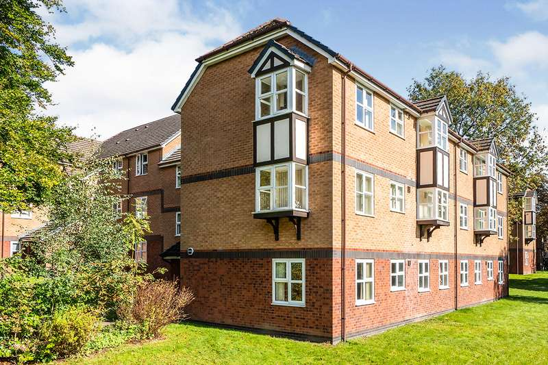 2 Bedrooms Flat for sale in Garbo Court, Monroe Close, M6