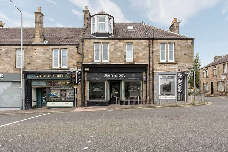 Commercial Property for sale in St. Clair Street, Kirkcaldy, Fife, KY1 2NW