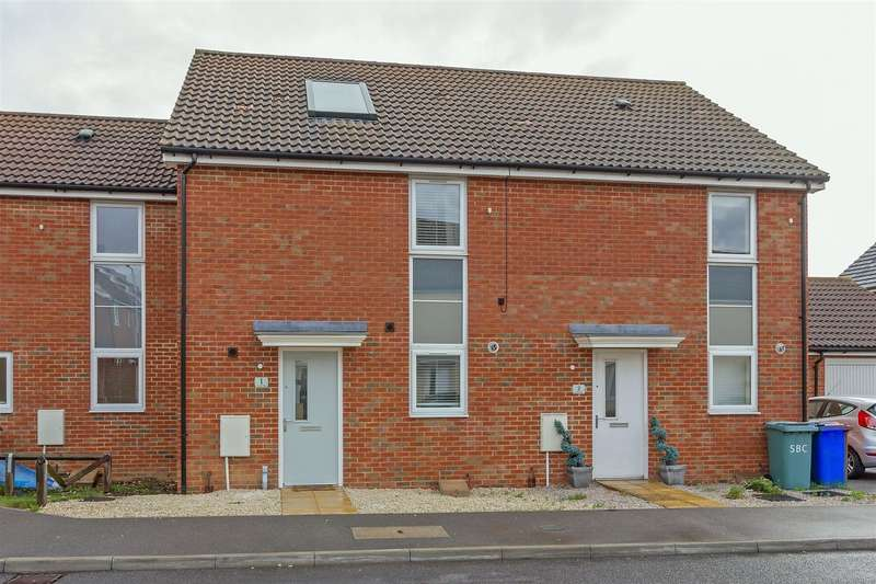 3 Bedrooms End Of Terrace House for sale in Quartz Way, Sittingbourne