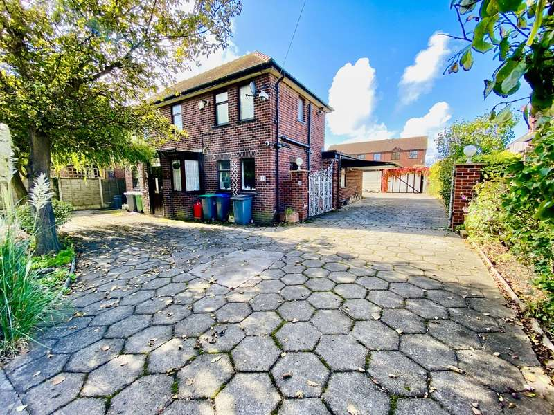 4 Bedrooms Detached House for sale in Common Edge Road, Marton