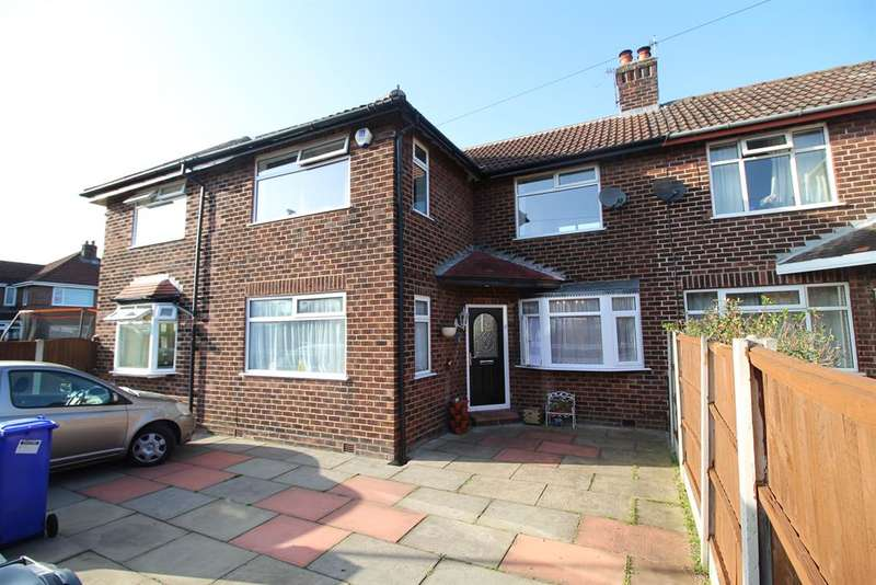 4 Bedrooms Semi Detached House for sale in Mapley Ave, Northenden, M22