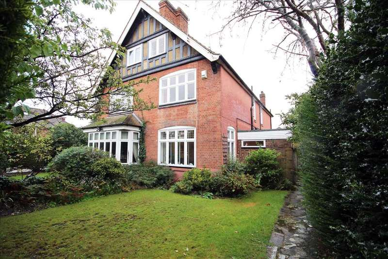 5 Bedrooms Semi Detached House for sale in Aldenham Road, Bushey, WD23.