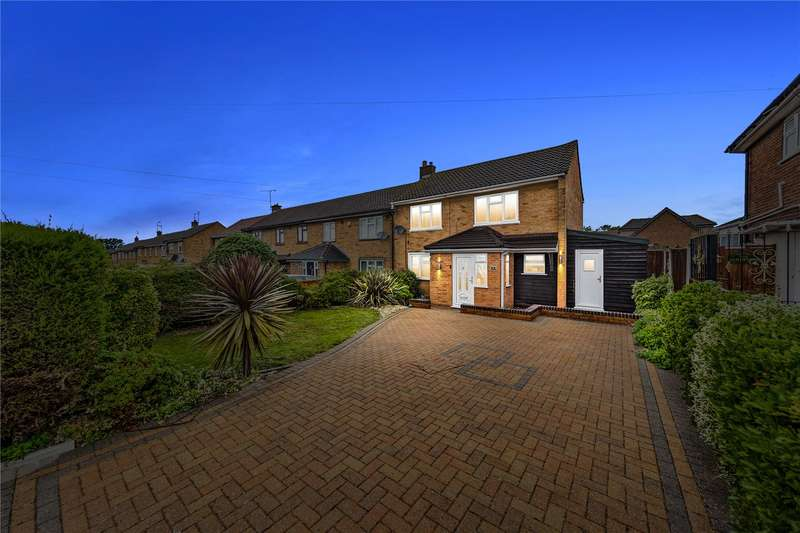3 Bedrooms End Of Terrace House for sale in Tallis Road, Basildon, SS15