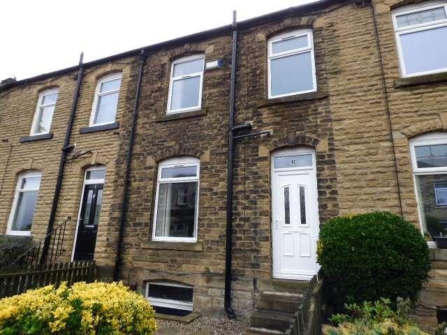 2 Bedrooms Terraced House for rent in Brook Street, Moldgreen, Huddersfield, HD5