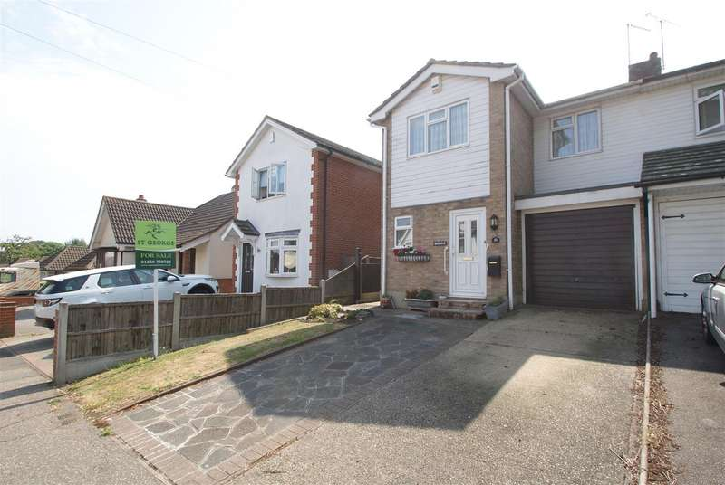 4 Bedrooms Semi Detached House for sale in Mountdale Gardens, Leigh-On-Sea