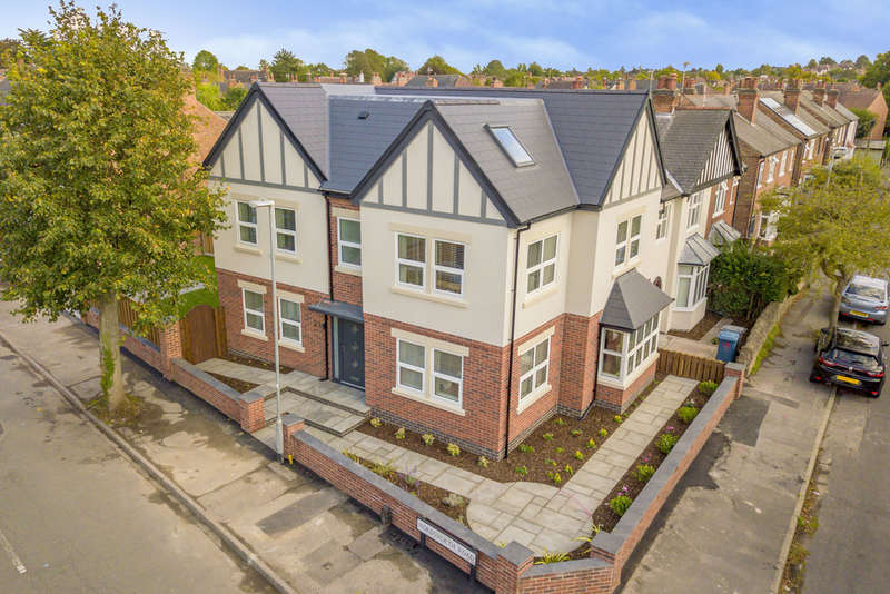 5 Bedrooms Detached House for sale in Wordsworth Road, West Bridgford, NG2 7AN