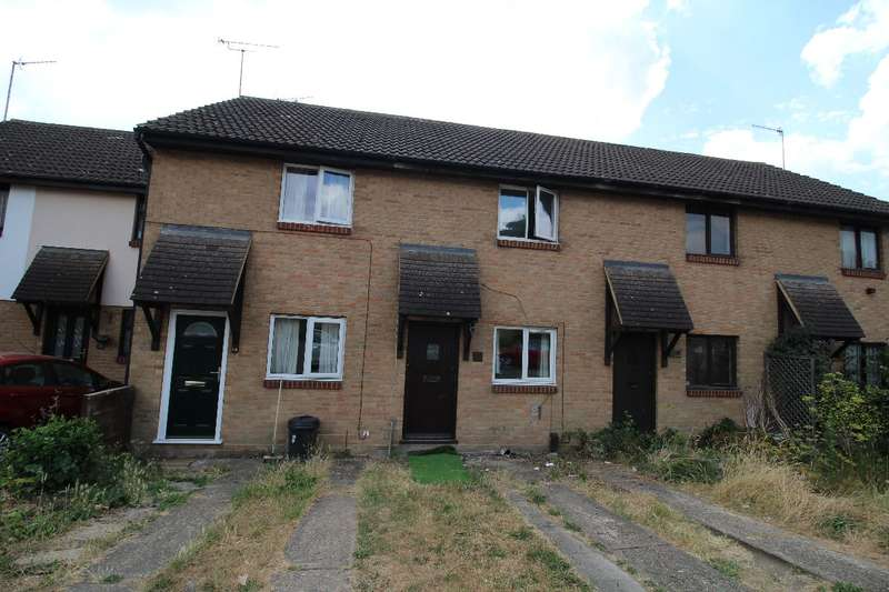 2 Bedrooms Terraced House for sale in Tabor Road, Colchester, CO1 2XA