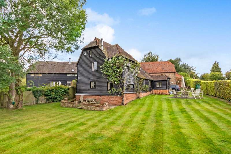 3 Bedrooms Barn Conversion Character Property for sale in Postern Lane, Tonbridge