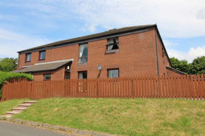 2 Bedrooms Apartment Flat for sale in Clifford Close, Penrith, CA11