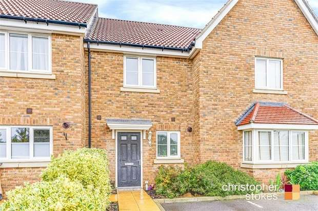 2 Bedrooms Terraced House for sale in Magnolia Way, West Cheshunt, Hertfordshire