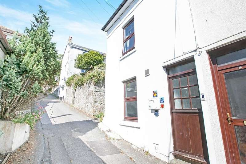 2 Bedrooms Semi Detached House for rent in Clifton Hill, Newlyn, Penzance, TR18