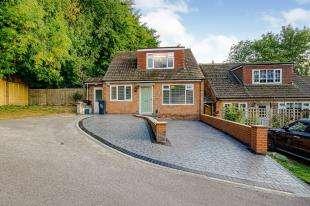 5 Bedrooms Detached House for sale in Sunningvale Close, Biggin Hill, Westerham, Kent