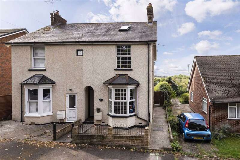 3 Bedrooms Semi Detached House for sale in Whitepost Hill