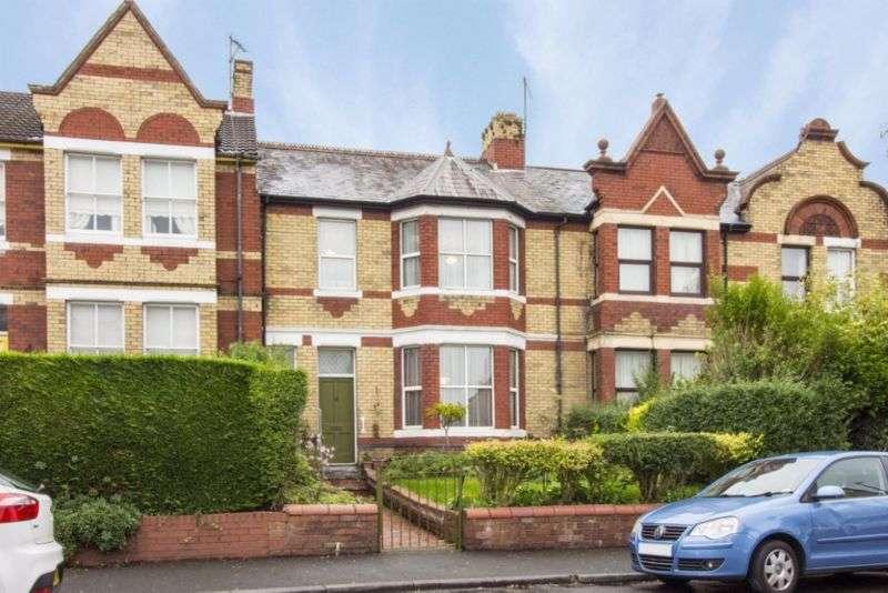 4 Bedrooms Property for sale in Caerleon Road, Newport