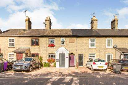 2 Bedrooms Terraced House for sale in Royston, Hertfordshire