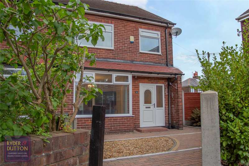 3 Bedrooms Terraced House for sale in Melton Close, Heywood, Greater Manchester, OL10