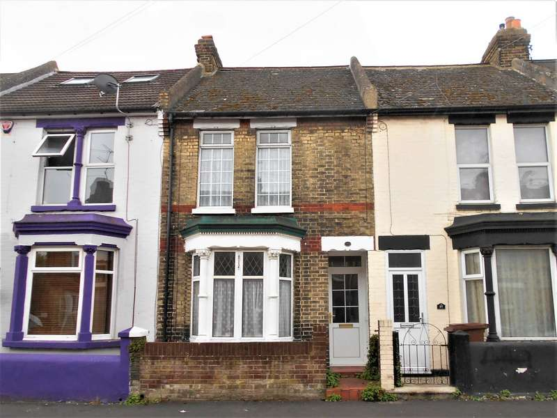 3 Bedrooms House for sale in Balmoral Road, Gillingham, Kent, ME7