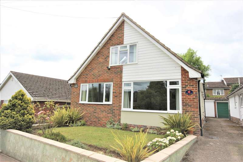 4 Bedrooms Detached House for sale in Weald