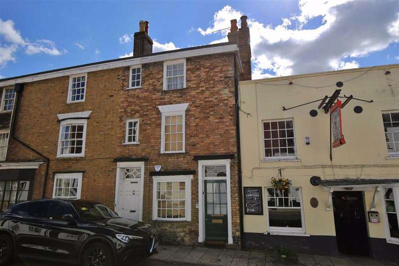 3 Bedrooms Terraced House for sale in Wrotham, Kent