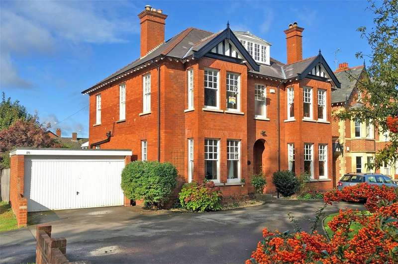 7 Bedrooms Detached House for sale in Leckhampton, Cheltenham, Gloucestershire