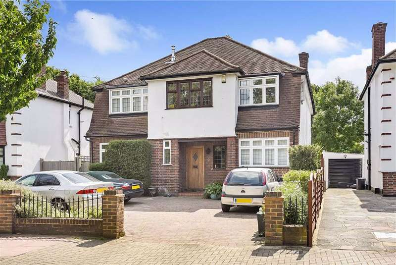 5 Bedrooms Detached House for sale in Bourne Way, Hayes, Kent