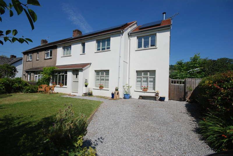 4 Bedrooms Semi Detached House for rent in Factory Road, Llanblethian, Cowbridge, Vale of Glamorgan, CF71 7JD