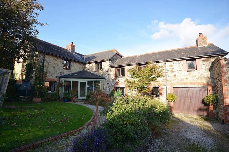 5 Bedrooms Detached House for sale in Mithian