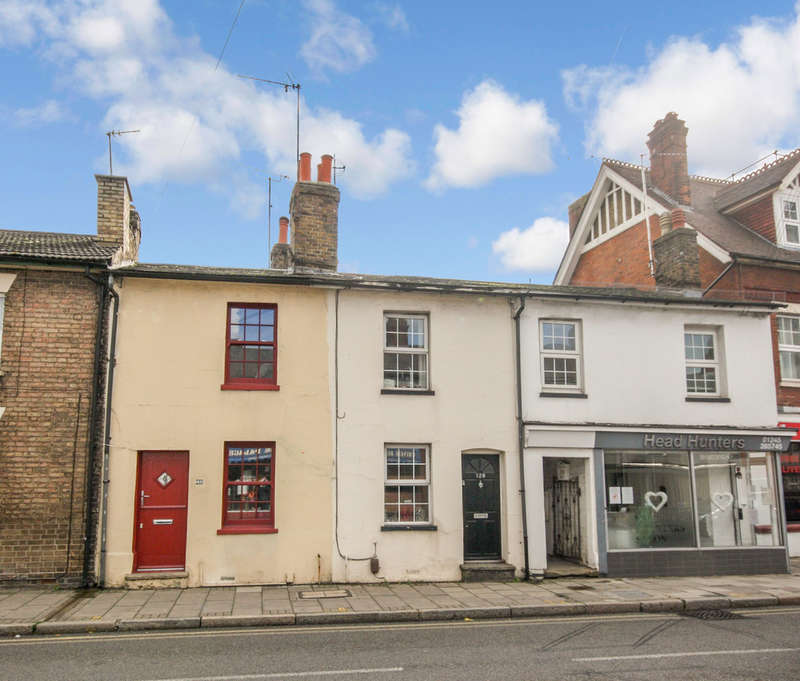 2 Bedrooms Terraced House for sale in City Centre, Chelmsford