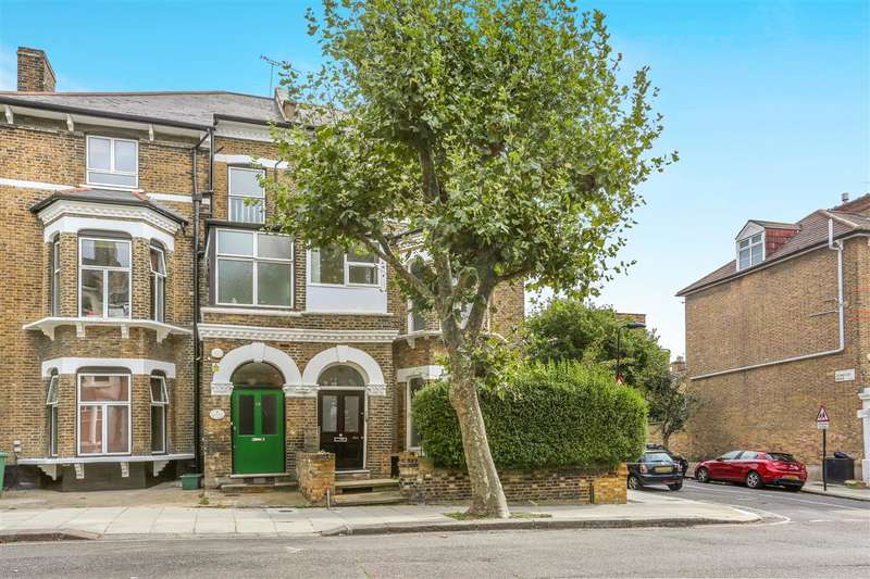 3 Bedrooms Flat for sale in Lady Margaret Road, London