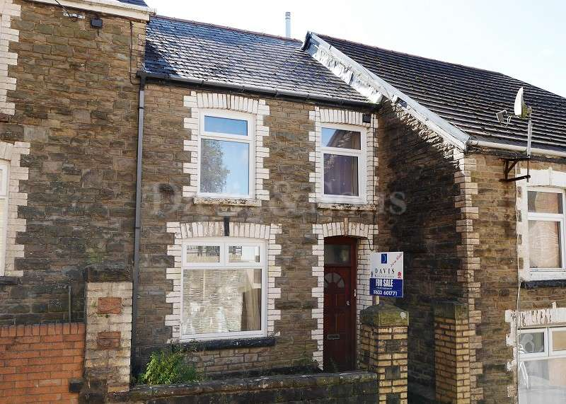 2 Bedrooms Terraced House for sale in High Street, Abertillery, Blaenau Gwent. NP131AG