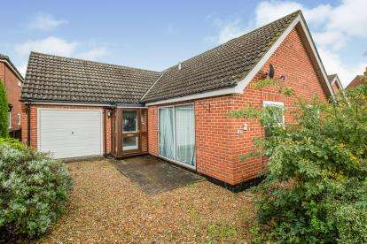 2 Bedrooms Bungalow for sale in Wymondham, Norwich, Norfolk