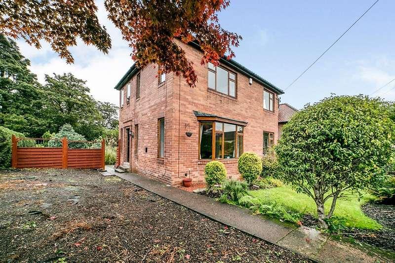 3 Bedrooms Detached House for sale in Park Avenue, Dunston, Gateshead, NE11