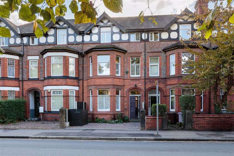 4 Bedrooms Terraced House for sale in Barlow Moor Road, Didsbury Village, Manchester, M20
