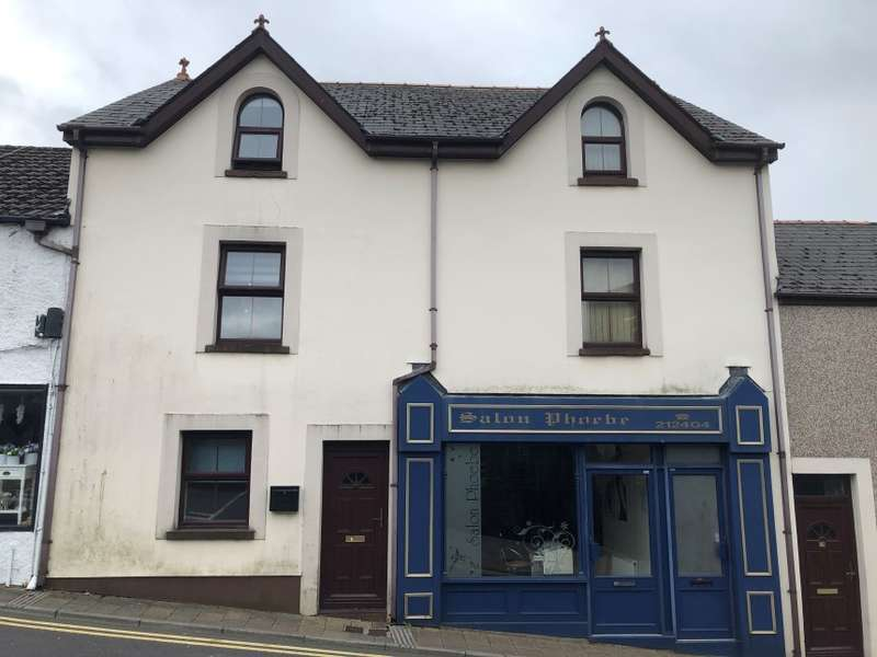 3 Bedrooms Mixed Use Commercial for sale in 15 And 16 High Street, Abertillery, Blaenau Gwent