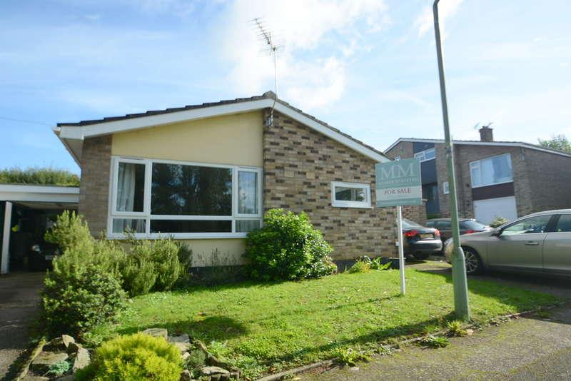 2 Bedrooms Detached Bungalow for sale in Pennyfields, Bungay