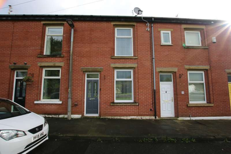 2 Bedrooms Terraced House for sale in Henry Whalley Street, Mill Hill, Blackburn