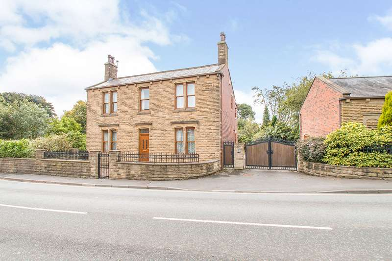5 Bedrooms Detached House for sale in Rein Road, Tingley, Wakefield, West Yorkshire, WF3