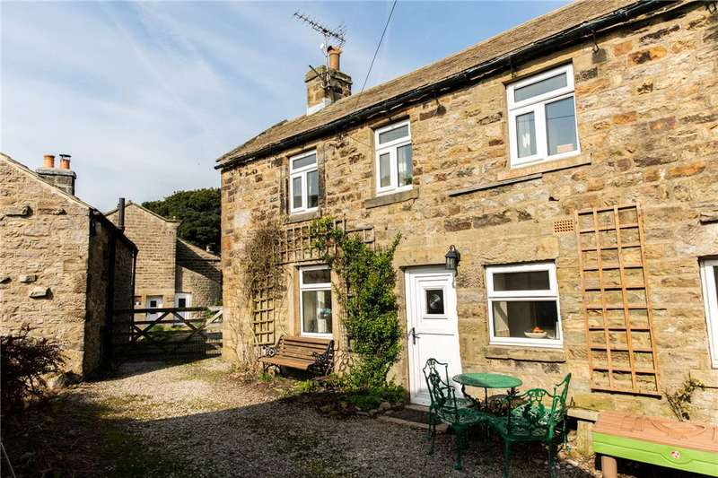 2 Bedrooms Semi Detached House for sale in Wellgate, Middlesmoor, Harrogate, North Yorkshire