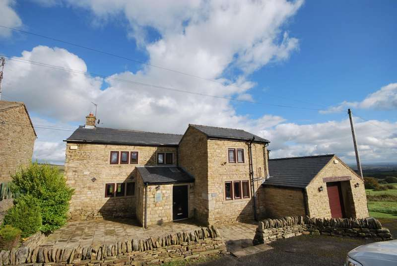 5 Bedrooms Property for sale in Top O Th Hill Farm, Norden