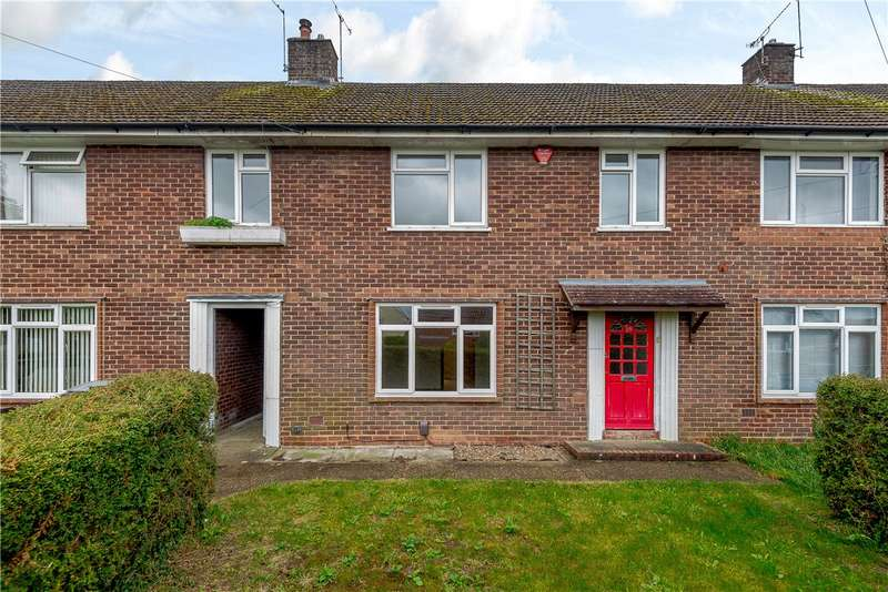 4 Bedrooms Terraced House for sale in Longfield Road, Winchester, Hampshire, SO23