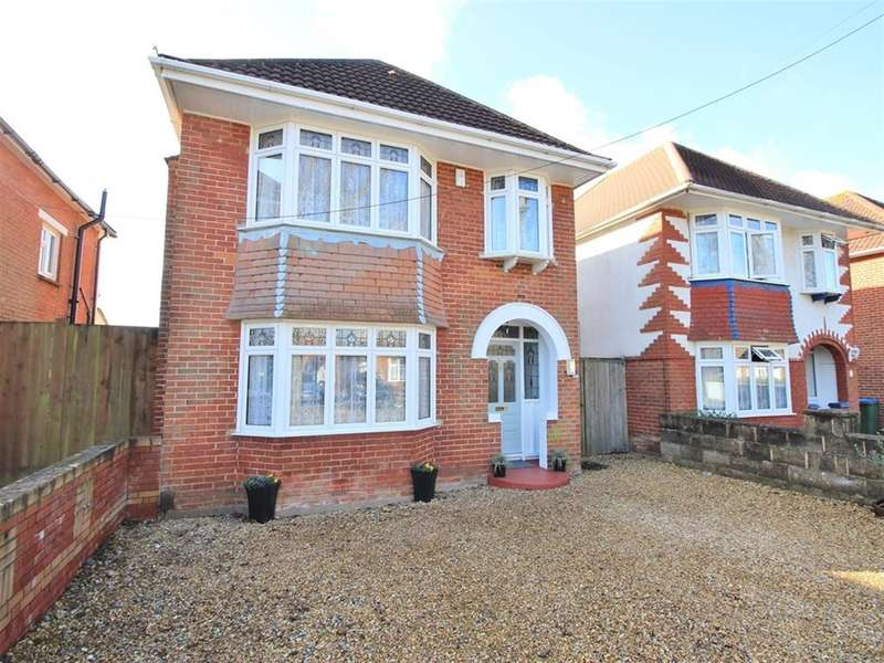 3 Bedrooms Detached House for sale in Canterbury Avenue, Southampton, SO19 1EB