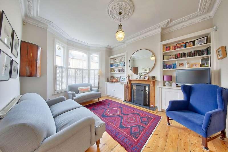 5 Bedrooms Semi Detached House for sale in Ramsden Road, London, SW12