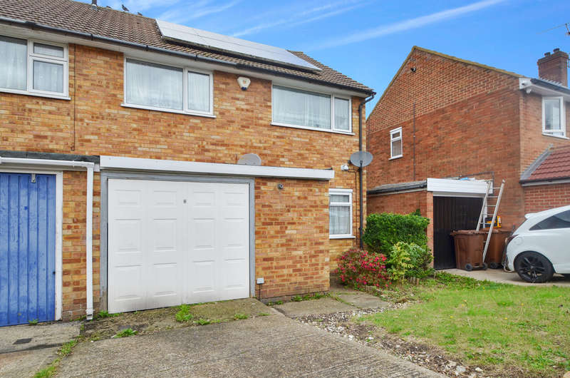 3 Bedrooms End Of Terrace House for sale in Quickthorn Crescent, Chatham