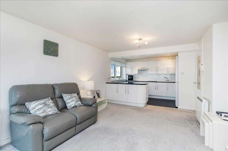 2 Bedrooms Apartment Flat for sale in Dunlop Tower, Murray, EAST KILBRIDE