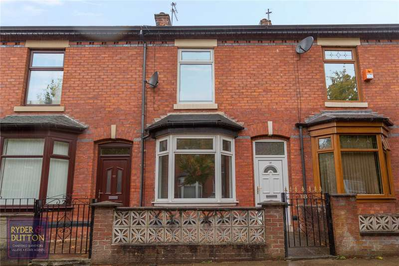 2 Bedrooms Terraced House for sale in Agincourt Street, Heywood, OL10
