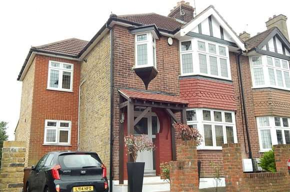 4 Bedrooms Detached House for sale in York Road, Rochester
