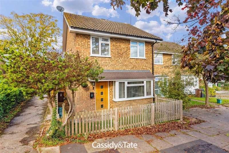 3 Bedrooms Property for sale in Elizabeth Court, St. Albans, Hertfordshire - AL4 9JB