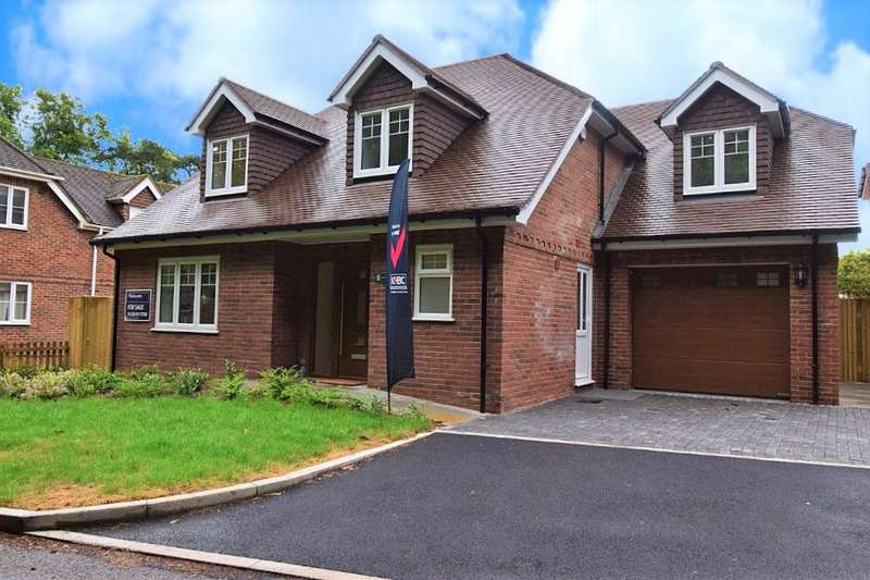 4 Bedrooms Detached House for sale in Viables Lane, Basingstoke, RG22