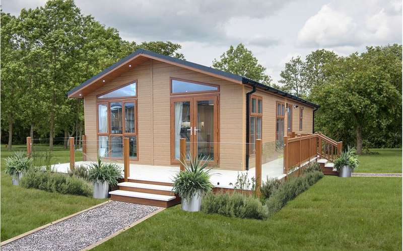 Caravan Mobile Home for sale in Badgers Retreat Park, North Yorkshire